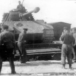 Panther Ausf G transport