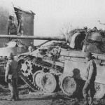 Panther and Panzer IV 611
