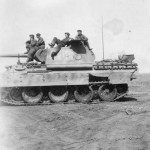 Panther ausf D number 732