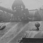 Panther ausf G front view