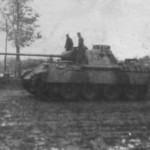 Panther number 33 1944 45 Germany