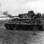 Panther of 5 Waffen SS Panzer Division Wiking