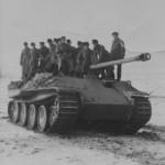 Panther of Panzer Regiment 3