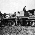 Panther Ausf D tank Ostpreussen 1944
