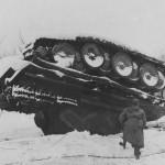 Panther tank number 413