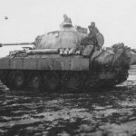 Panther tank winter
