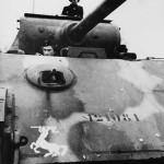 Panzer V Panther Ausf G of Fallschirm Panzerkorps Hermann Goring