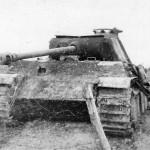 Panzer V Panther Sd.Kfz 171 in Belgium 1944