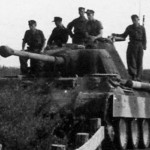 Panzer V Panther of Panzer Regiment 2