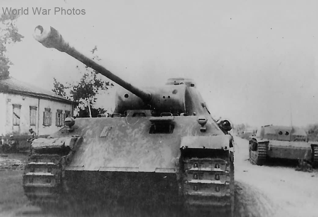 Panther Ausf D 1943 2