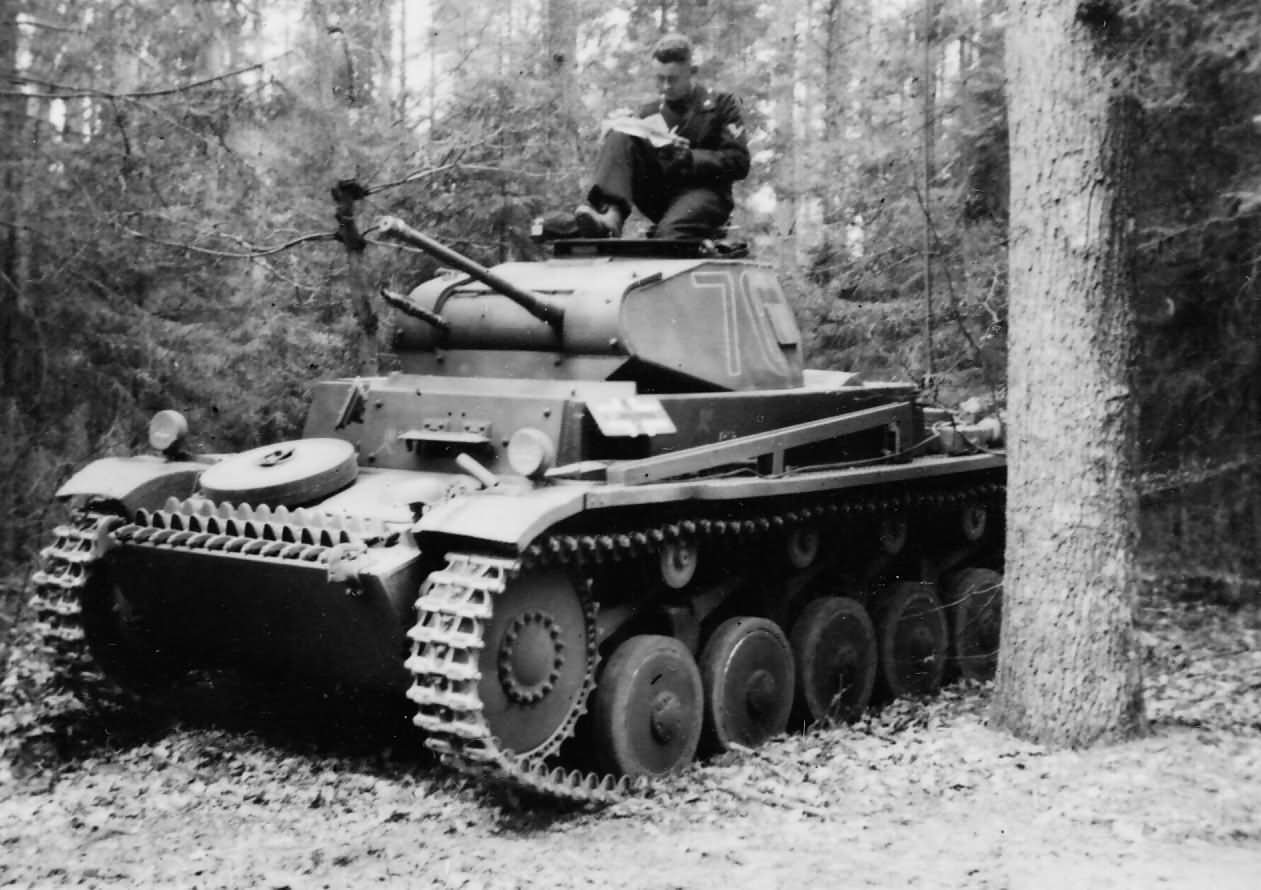 Image result for german panzer 2
