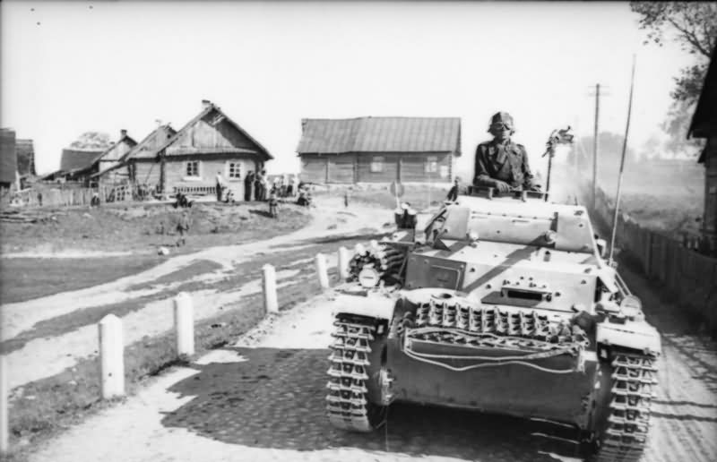 Image result for German panzer 2 tank in russia