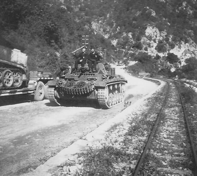 German tank panzer 3