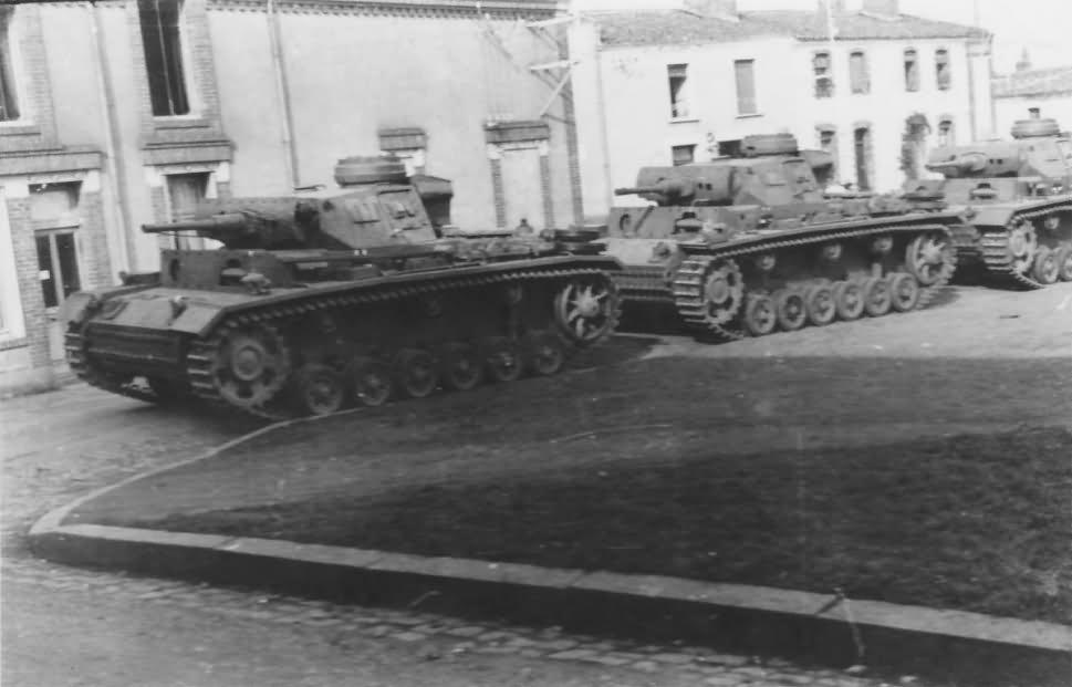 Panzer 3 Ausf.J Early