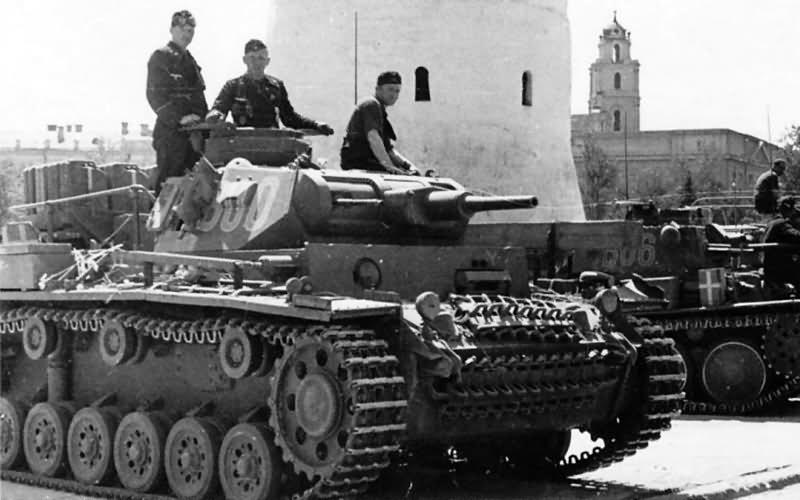 Panzer 3 B00