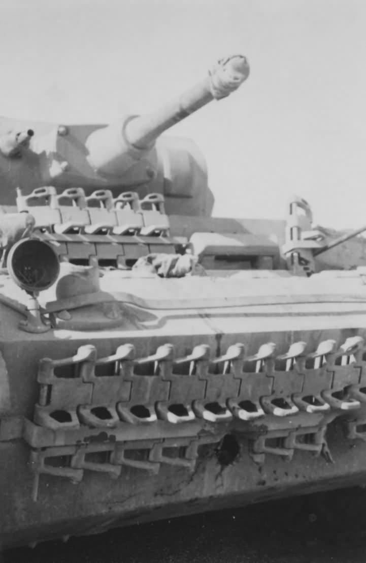 Panzer 3 afrika korps photo