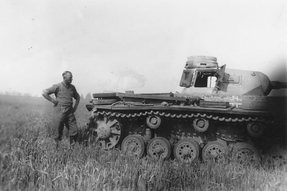Panzer 3 tank 101