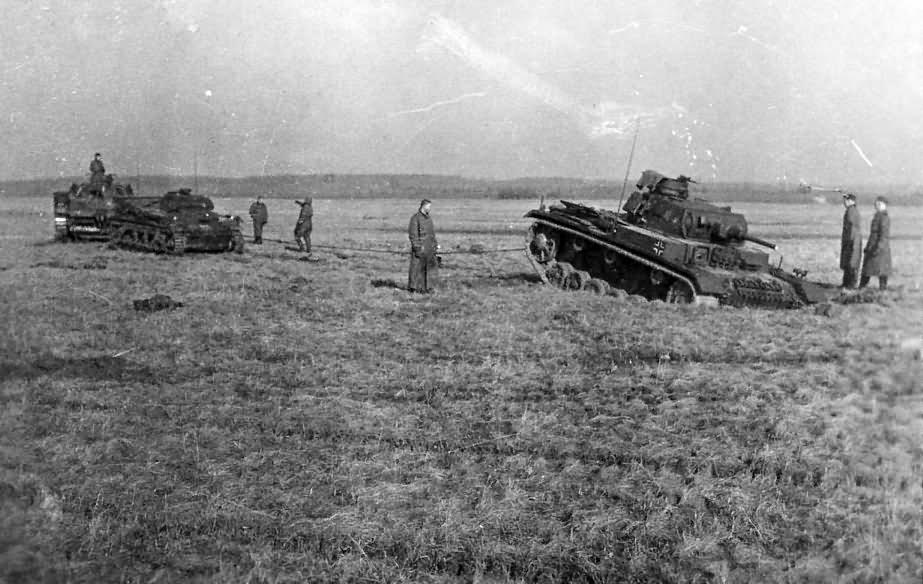 Panzer 3 tank 33