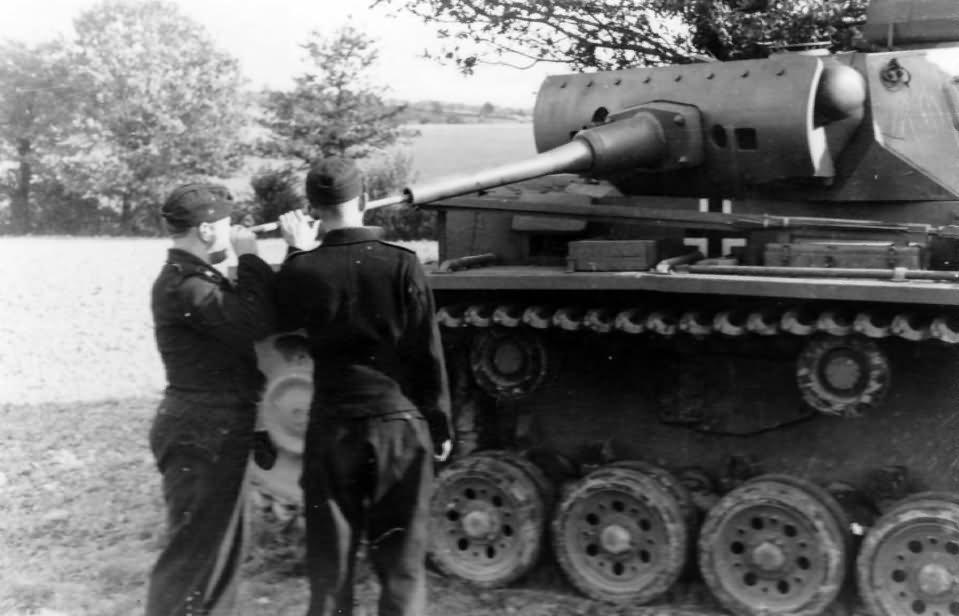 Panzer 3 tank 50