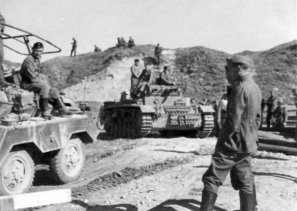 Panzer 3 tank 57