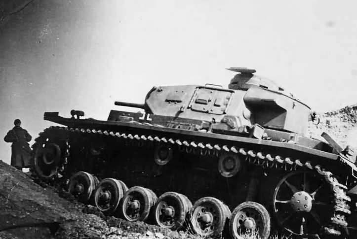 Panzer 3 tank 58