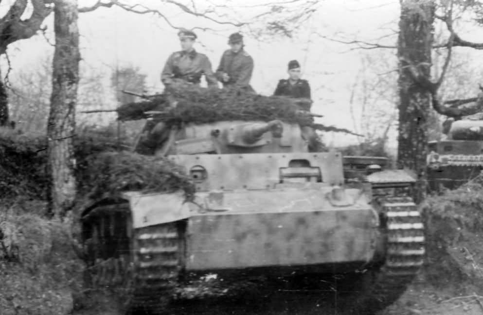 Panzer 3 tank 63