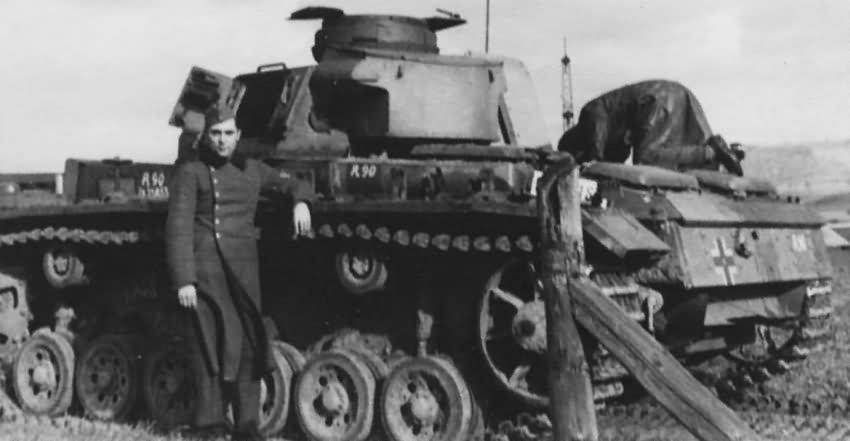 Panzer 3 tank 67