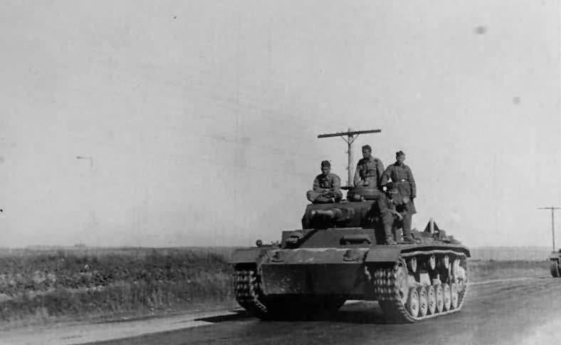 Panzer 3 tank 77