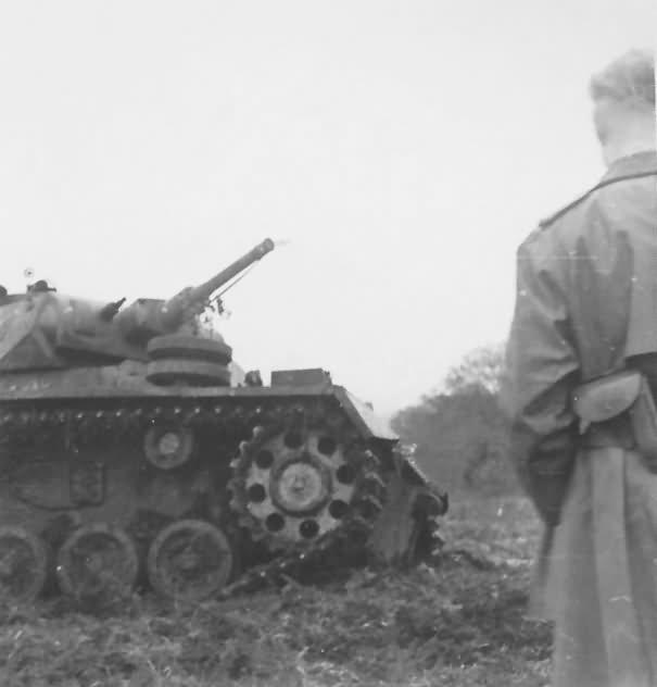 Panzer 3 tank 83