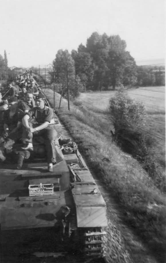 Panzer 3 tank 84