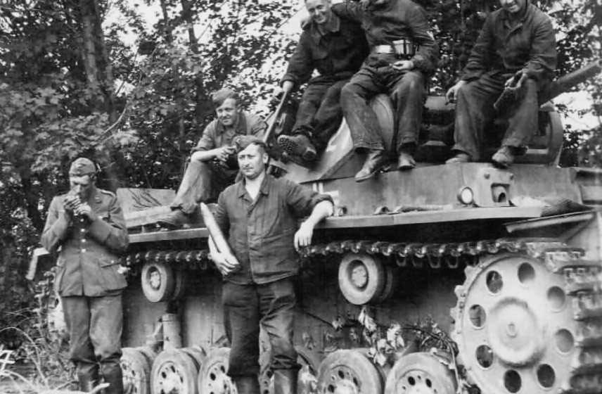 Panzer 3 tank 97