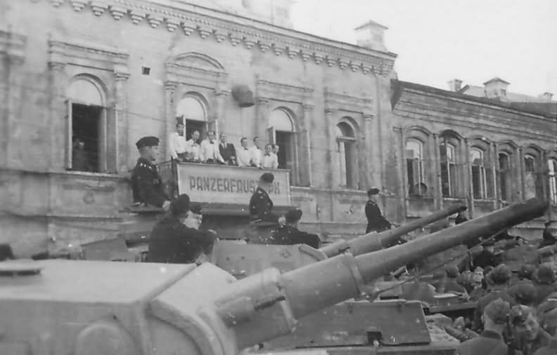 Panzer 3 tank Russia 1