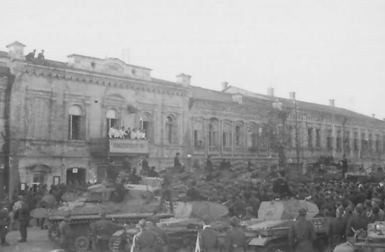 Panzer 3 tank Russia 4