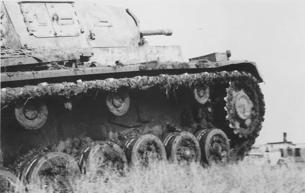 Panzer 3 tank wheels