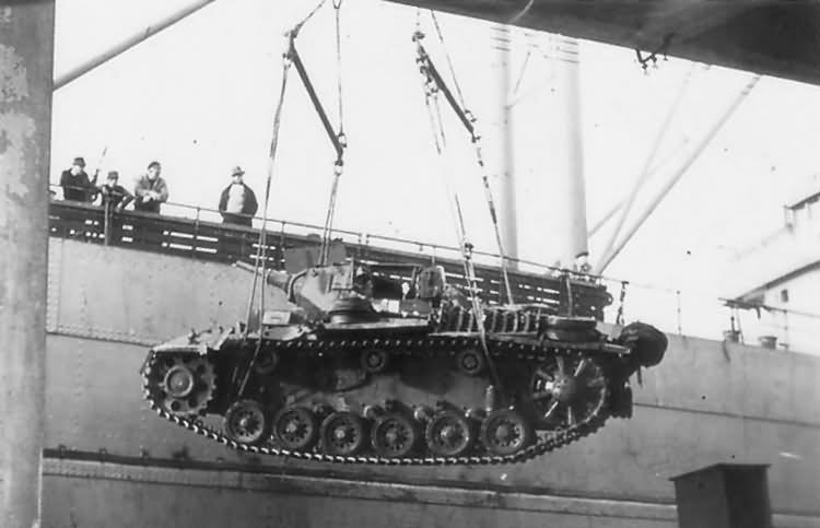 Panzer III Italy