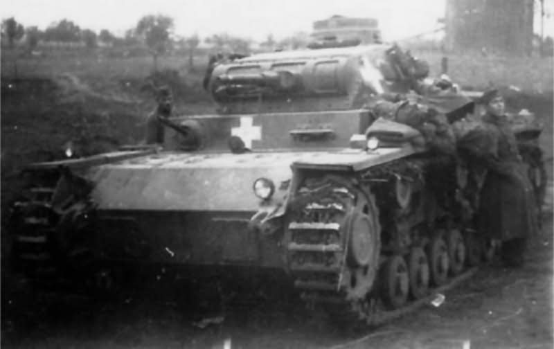 Panzer III Poland 1939
