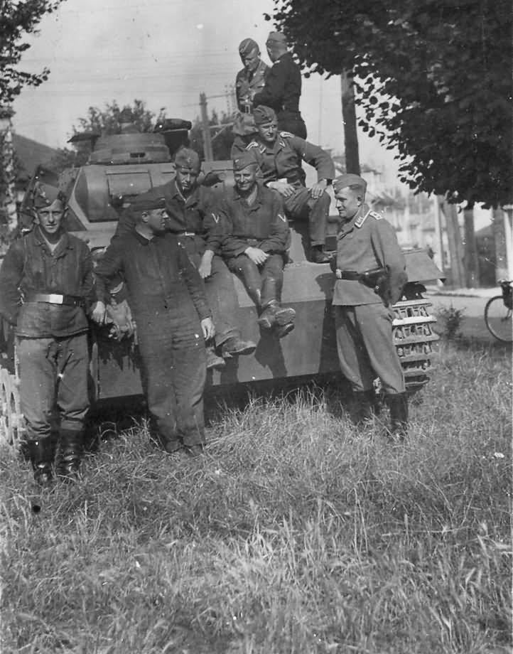 Panzer III Tank 2