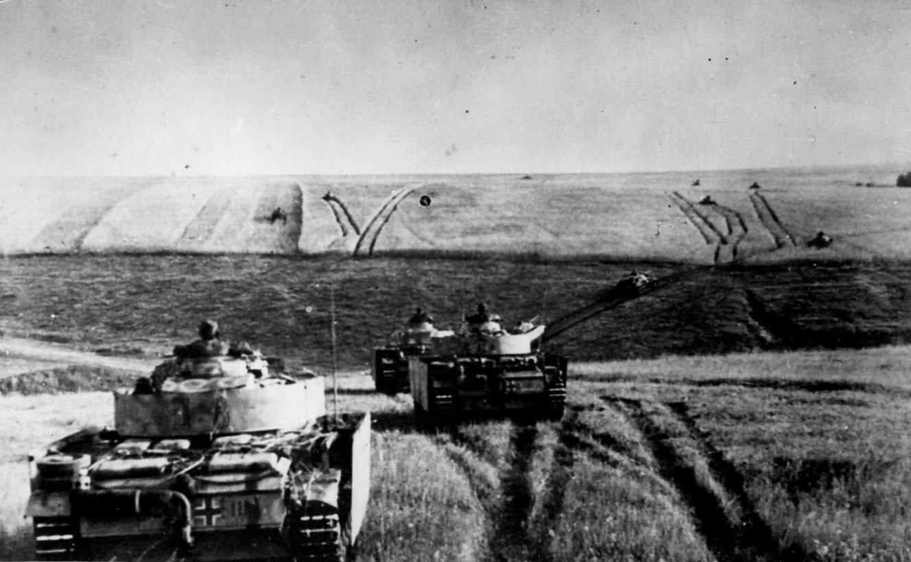 Panzer III ausf M Russia