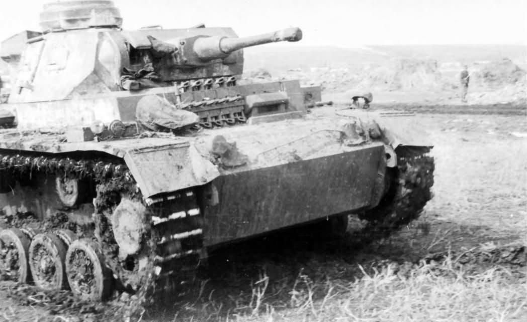 Panzerkampfwagen III foto