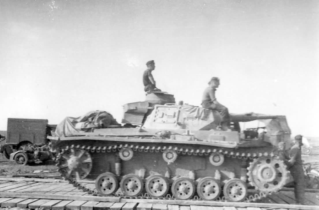 Panzerkampfwagen III tank