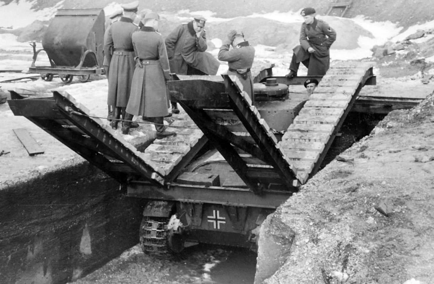 Bruckenleger Panzer 35(t)