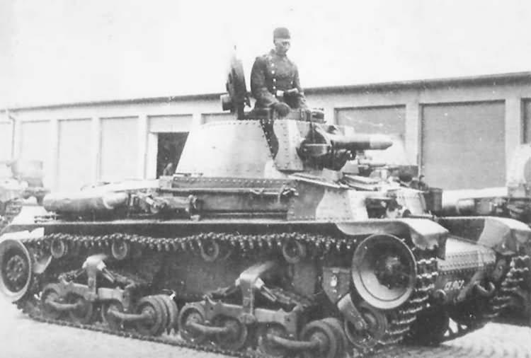 Czechoslovak light tank LT 35