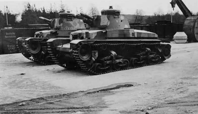 LT vz. 35 tanks
