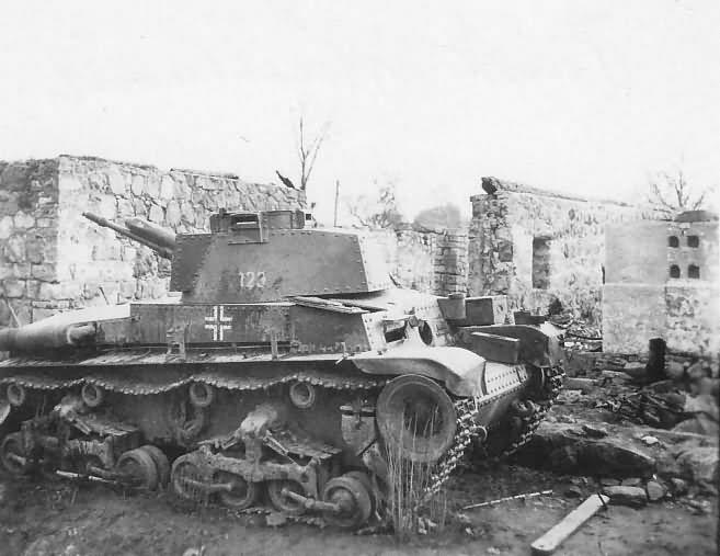 Panzer 35t 123