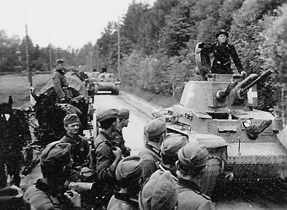Panzer 35t of the 1. leichte Division 1939 Poland