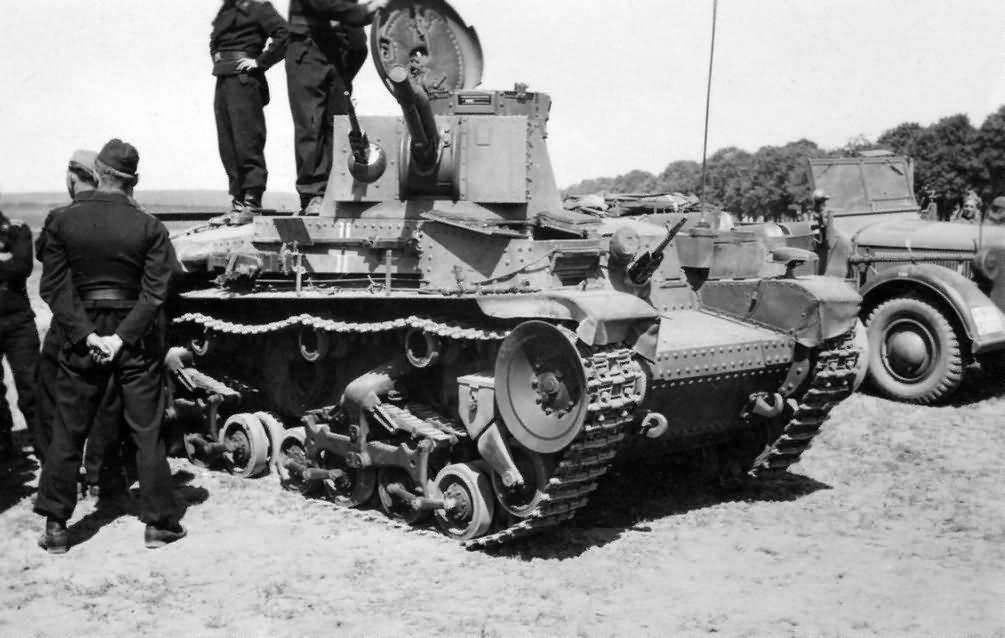 Panzer 35(t) 1940