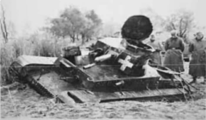 Panzer 35t of the 1. leichte Division Poland 1939 1