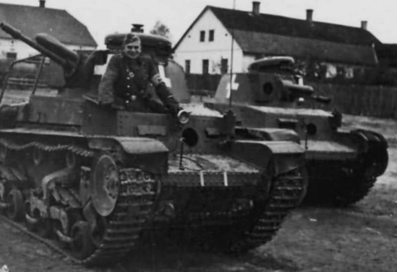 Panzer 35t in Poland 1939