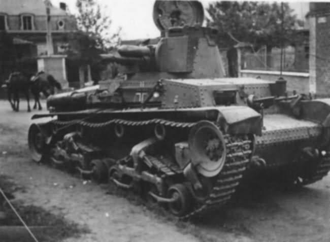 Panzer 35t tank 6