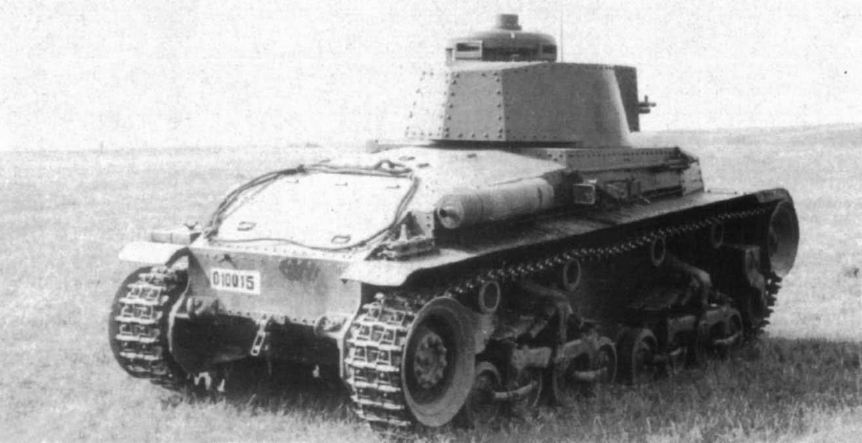 Panzer 35t tank 8
